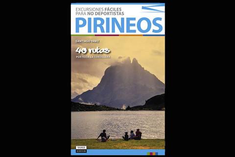 LIBRO PIRINEOS EXCURSIONES FÁCILES. Envío Europa