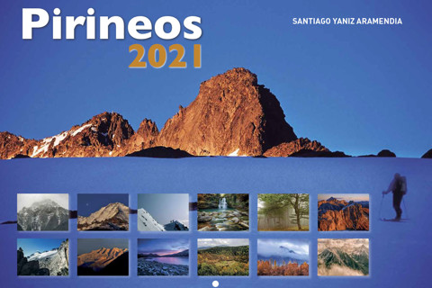CALENDARIO PIRINEOS 2021