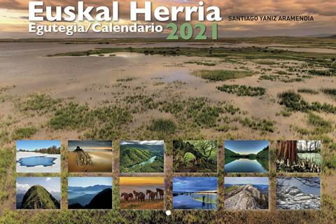 CALENDARIO EUSKAL HERRIA 2021